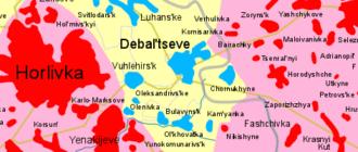 Битва за Дебальцево – документальный фильм про войну на Донбассе