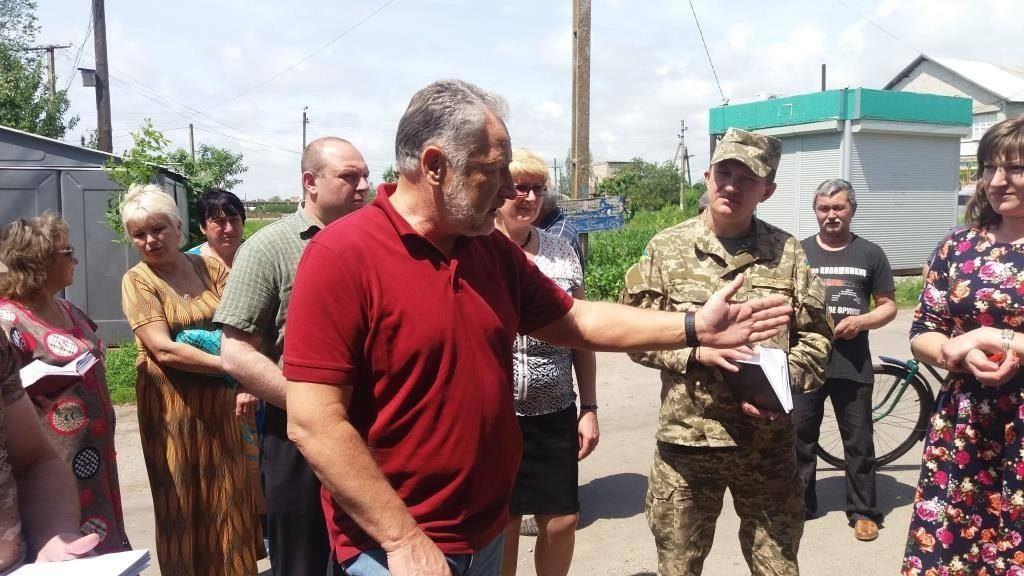Жебривский: Хочу сказать ОБСЕ: водку жрать с террористами – это одно, а обеспечить безопасность людей на выборах – другое