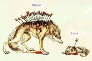 Украина и Франция