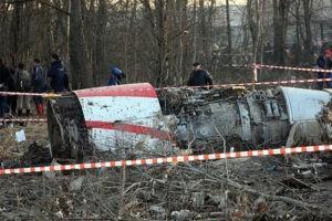 Польская комиссия нашла следы взрыва на обломках самолета Леха Качиньского