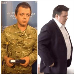 """Семен Семенченко """"слил"""" Кремлю план выхода бойцов АТО из Дебальцево"""
