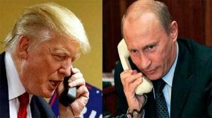 После разговора с Трампом Путин возобновил войну на Донбассе, обвинил ФСБ в работе на ЦРУ и отравил Асада