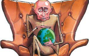 Россия при Путине продолжит «холодную войну», а кризис будет ухудшаться