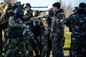 Какая операция планировалась по освобождению Крыма в 2014