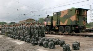 После встречи Трампа и Си Цзиньпина Китай начал переброску войск к границе Северной Кореи