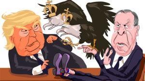 Странная встреча в Вашингтоне. Трамп пустил в Белый дом только русского журналиста