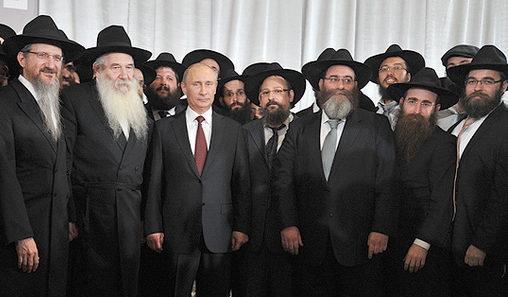 Жизнелюбивая еврейская группа Хабат, связывающая Трампа и Путина