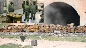 Русская мафиозная банда под крышей ФСБ занимается производством зарина для Асада