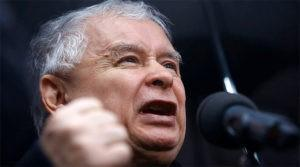 Ярослав Качиньский обвинил россиян в безмерном варварстве