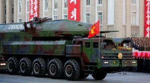 Россия поставила Северной Корее ракетные двигатели
