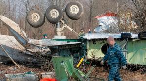 Генерал Омельченко: Группа зачистки ФСБ пристрелила всех выживших в авиакатастрофе под Смоленском. В ЦРУ подтвердили факт убийства этих поляков