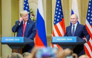 В Хельсинки Путин нажал кнопку процесса ликвидации России