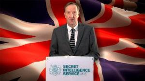 Глава британской разведки публично предупредил Россию