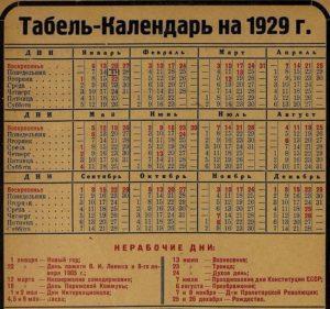 Когда в 1929 г. праздновали Рождество в СССР