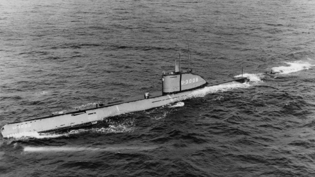 Обнаружена подводная лодка из «конвоя Гитлера»