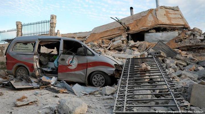 New York Times привел данные военных преступлений России -  уничтожали больницы и школы