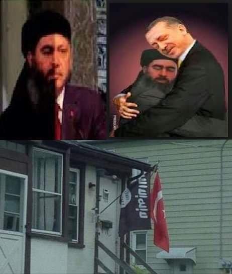 Турция и конец Абу Бакра аль-Багдади