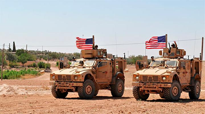Американцы сдали Манбидж Асаду и России, что бы город не заняла Турция