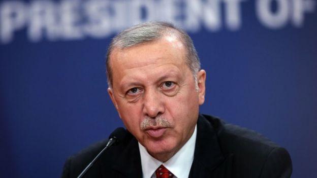 Эрдоган выкинул письмо президента США. Трамп писал ему: «Не будь дураком!»