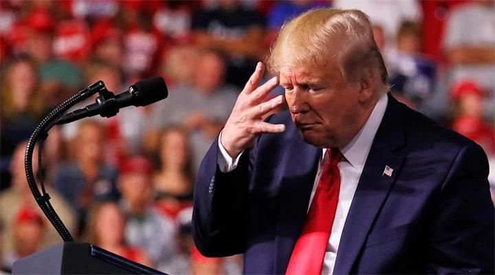 Трамп назвал своих однопартийцев «человеческими отбросами»