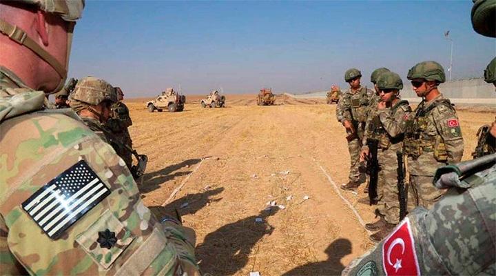 Американцы объявили «нейтралитет» в Сирии и повесили на Турцию пленных ИГ