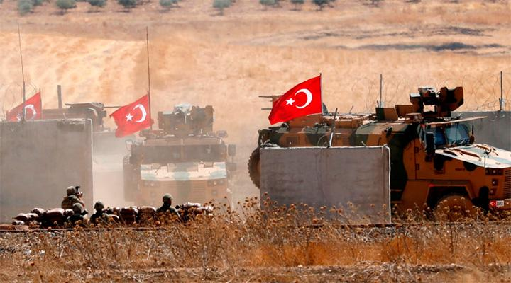 Трамп ввел санкции против Турции, но они не остановили наступление Турции