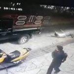 В Мексике мэра города Лас Маргаритас привязали к машине и проволокли по улицам (Видео)