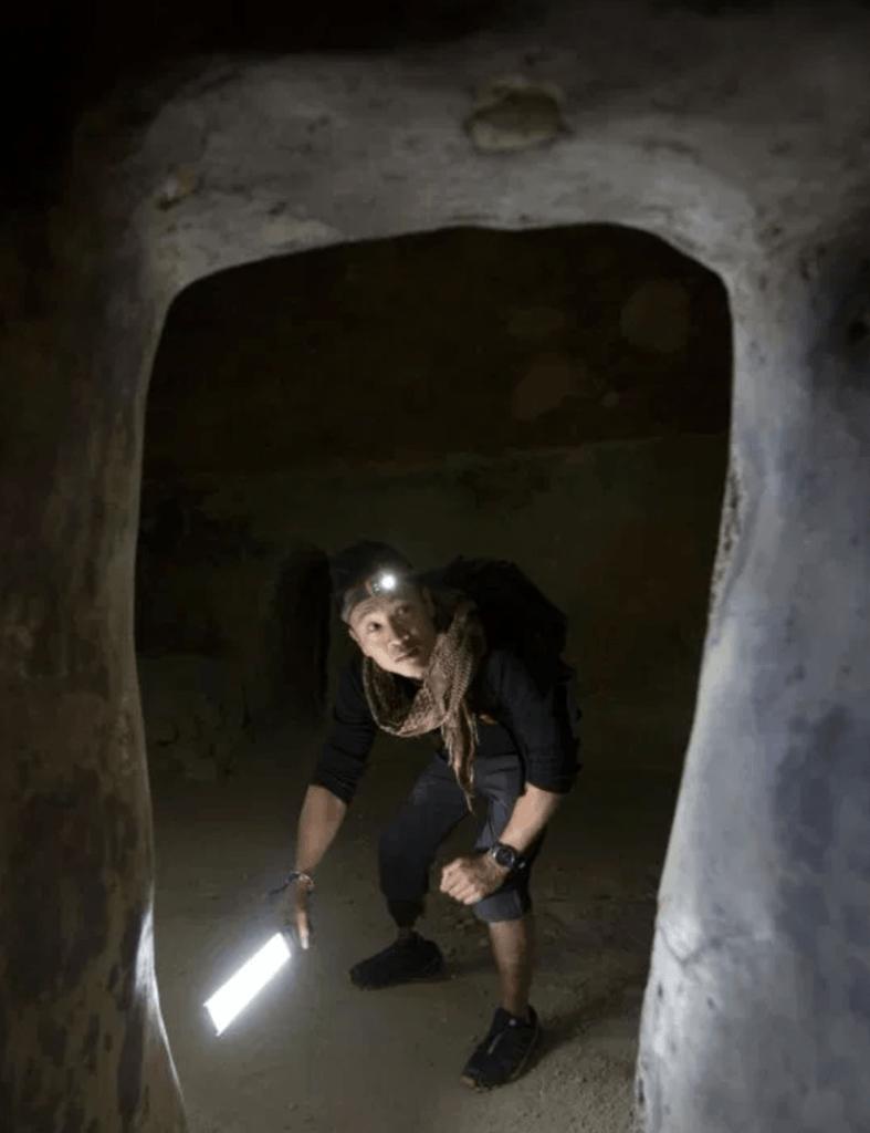 Лазерное сканирование показало тайные туннели тамплиеров