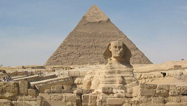 В пирамиде Хеопса нашли «переговорное устройство»