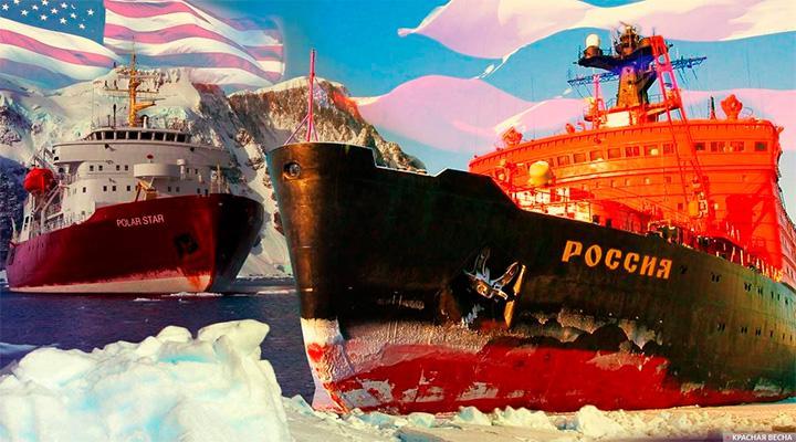 Арктика – новое поле битвы с Россией