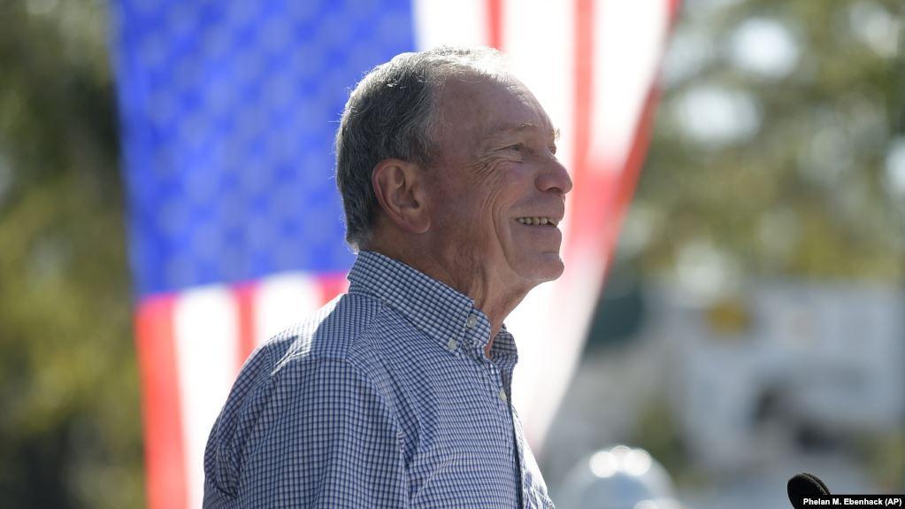 В бой идут одни старики -миллиардер Майкл Блумберг может вступить в президентскую гонку