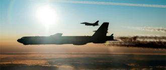 Американцы во второй раз за последние 2 недели отработали ядерный удар возмездия по России