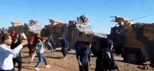 Как жители Сирии встречают российско-турецких оккупантов (видео)