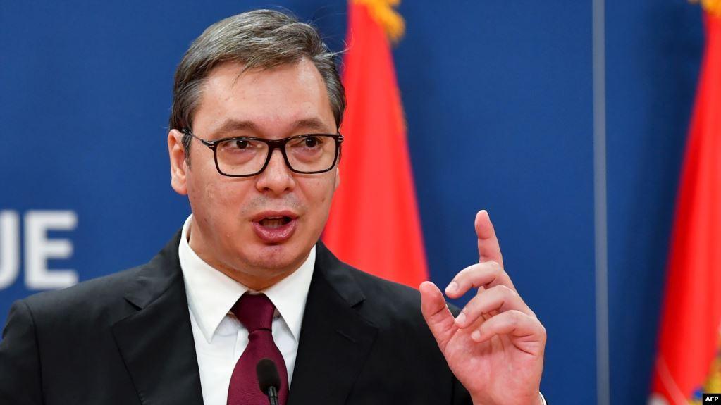 Любовь прошла, завяли помидоры - Президент Сербии обвинил Россию в шпионаже