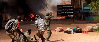 В Мозамбике разгромили банду «Вагнера»