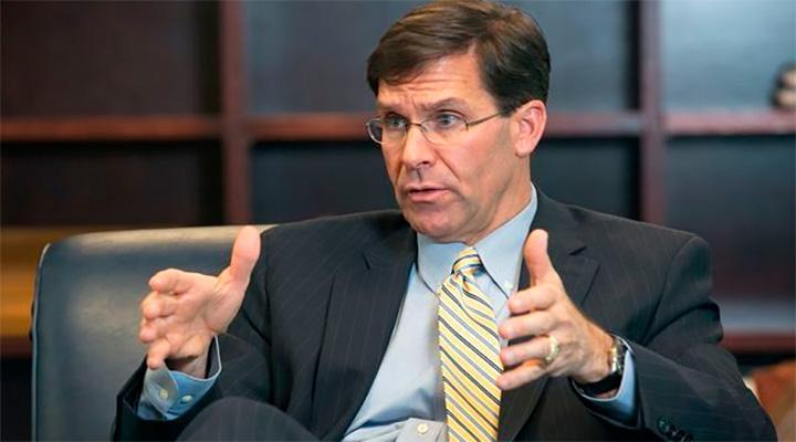 Глава Пентагона заявил, что сделка с талибами поможет США развернуть войска против России