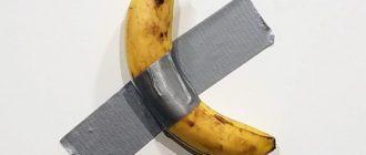 Вин Дизель разделся и приклеил к себе банан