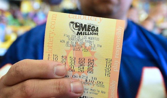 Вы можете официально выиграть 5 миллионов в лотерее США