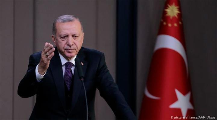 Эрдоган обвинил ОАЭ в финансировании путинской банды «Вагнера»
