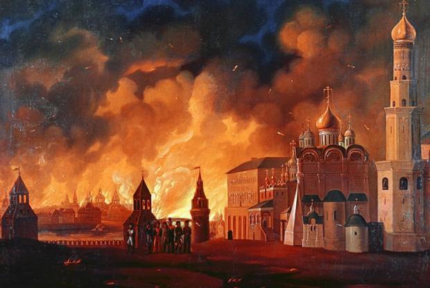 Рефат Чубаров запропонував відзначити 450-річний ювілей спалення Москви