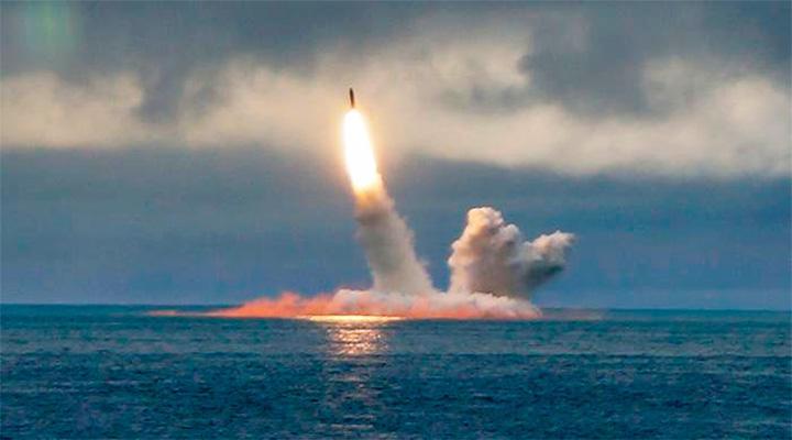 Пентагон отрабатывает сценарий ядерной войны