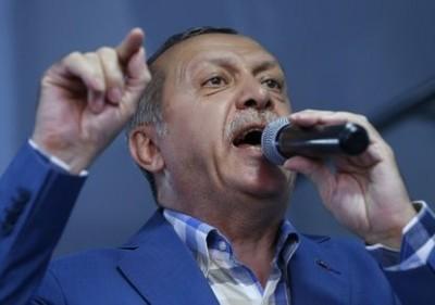 Эрдоган пригрозил закрыть Босфор для российских военных кораблей
