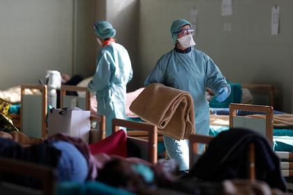 В Италии за сутки умерли 350 зараженных коронавирусом