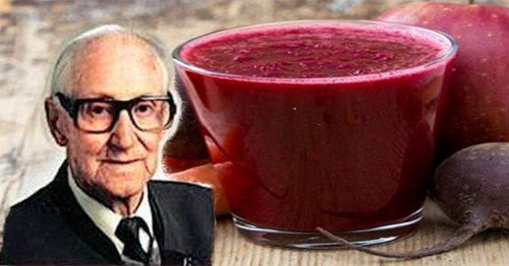 Овощной сок  убивает рак за 42 дня и спас уже 45 000 жизней!