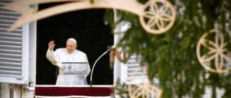 Папа римский даровал отпущение грехов всем покаявшимся в пандемию