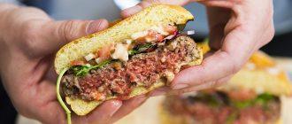 Искусственное мясо от Impossible Foods отправляется в школы