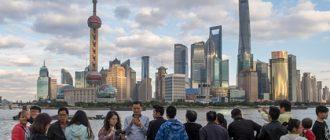 В Китае запретили большие небоскребы