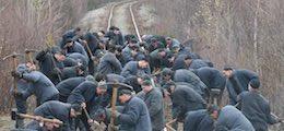 В России продолжают восстанавливать ГУЛАГ